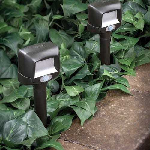 MOTION SENSORED NETBRIGHT PATH LIGHT PACK OF 2